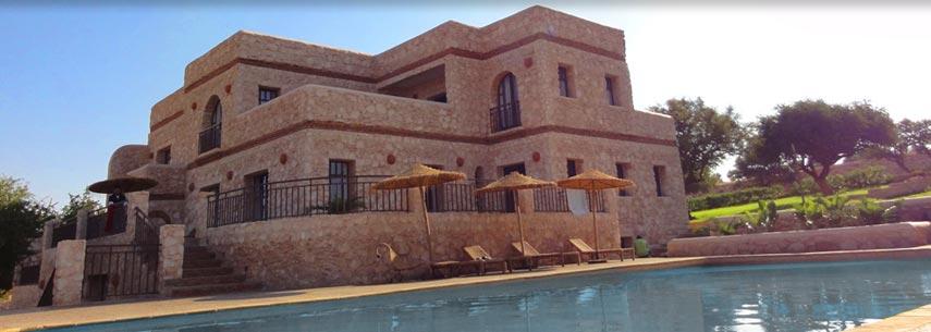 La maison du chameau maison d 39 h te et balade chameau for Essaouira chambre d hote